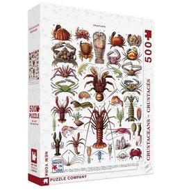 New York Puzzle Company Crustaceans 500p