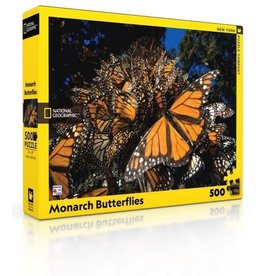 National Geographic Monarch Butterflies 500p