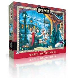 New York Puzzle Company Harry Potter Three Broomsticks 500p