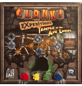 Renegade CLANK! Expeditions - Temple of the Ape Lords Expansion