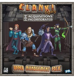 Renegade Clank! Legacy - Acquisitions Incorporated - Upper Management Pack
