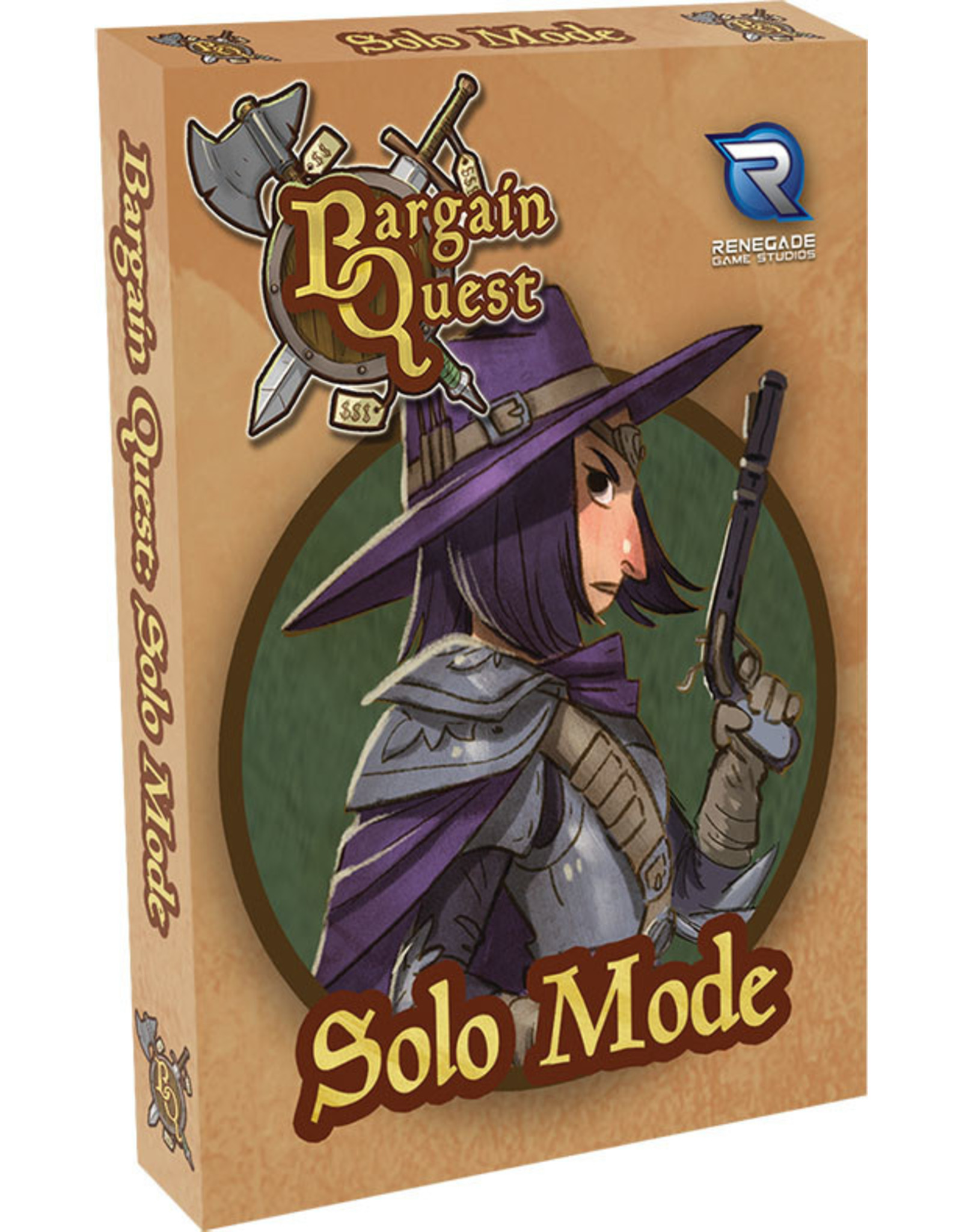 Renegade Bargain Quest: Solo Mode Expansion