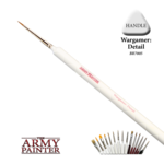 The Army Painter Paint Brush: Detail