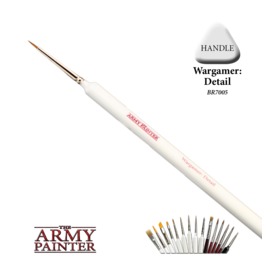 Army Painter Paint Brush: Detail