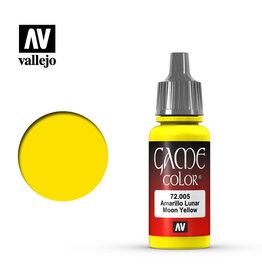 Vallejo Paint: Moon Yellow 72.005