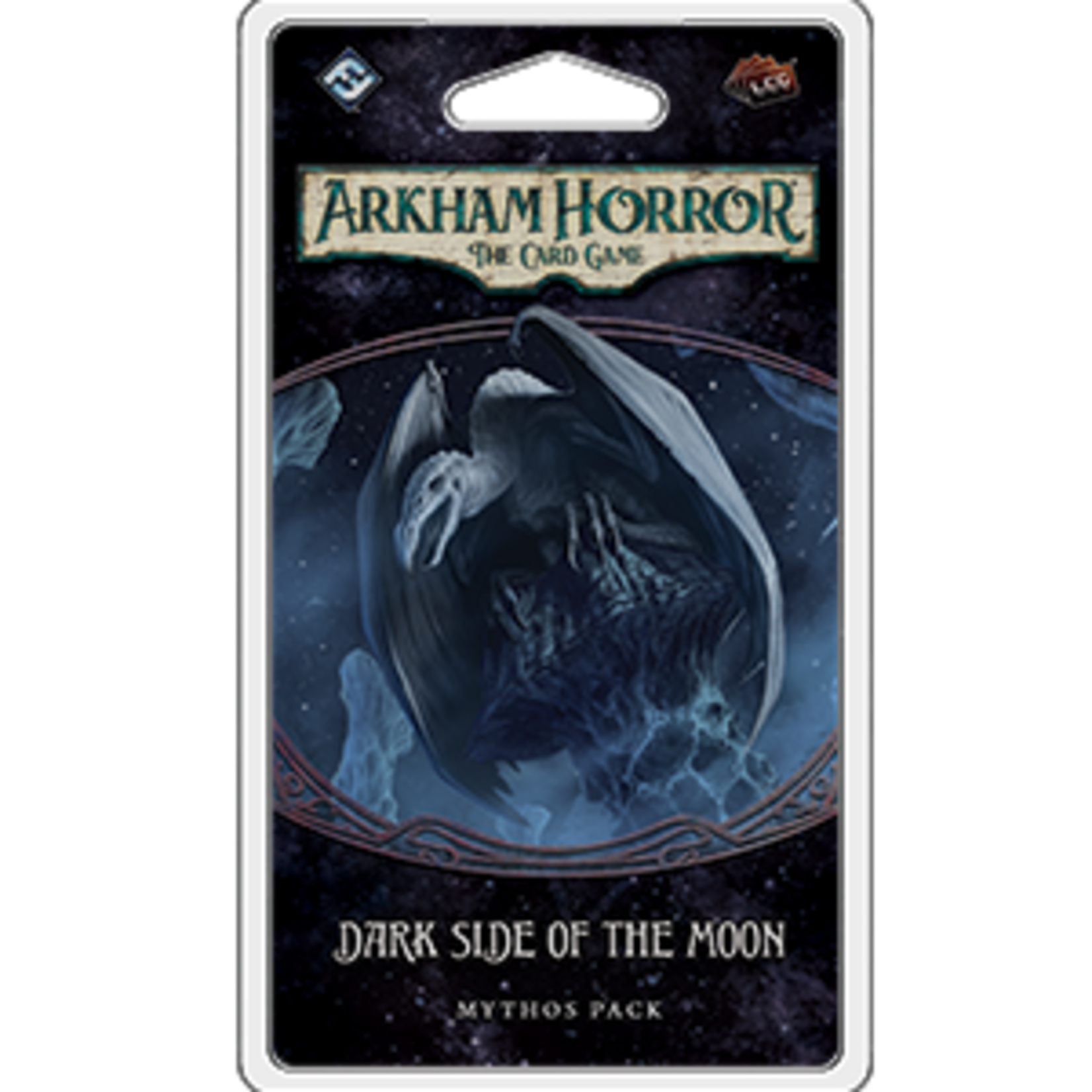 Fantasy Flight Games Arkham Horror LCG: Dark Side of the Moon (Expansion)