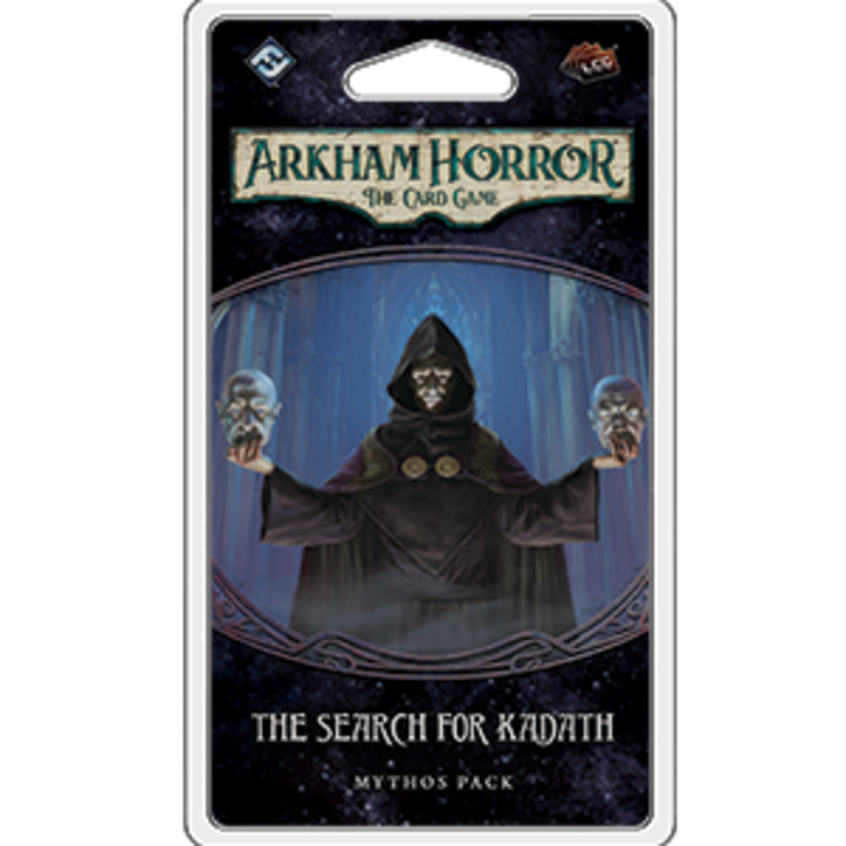 Fantasy Flight Games Arkham Horror LCG: The Search for Kadath (Expansion)