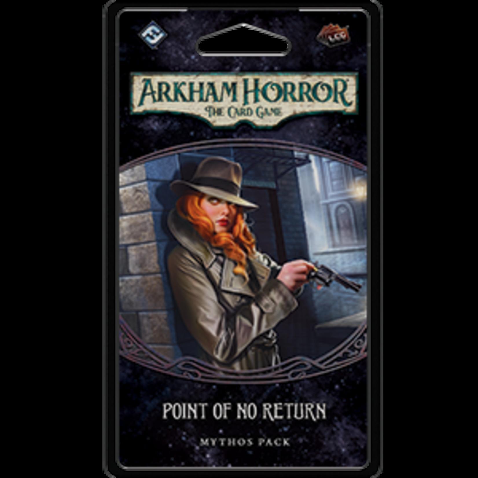 Fantasy Flight Games Arkham Horror LCG: Point of No Return (Expansion)