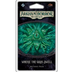 Fantasy Flight Games Arkham LCG Where the Gods Dwell