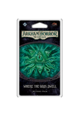 Arkham Horror LCG: Where the Gods Dwell (Expansion)