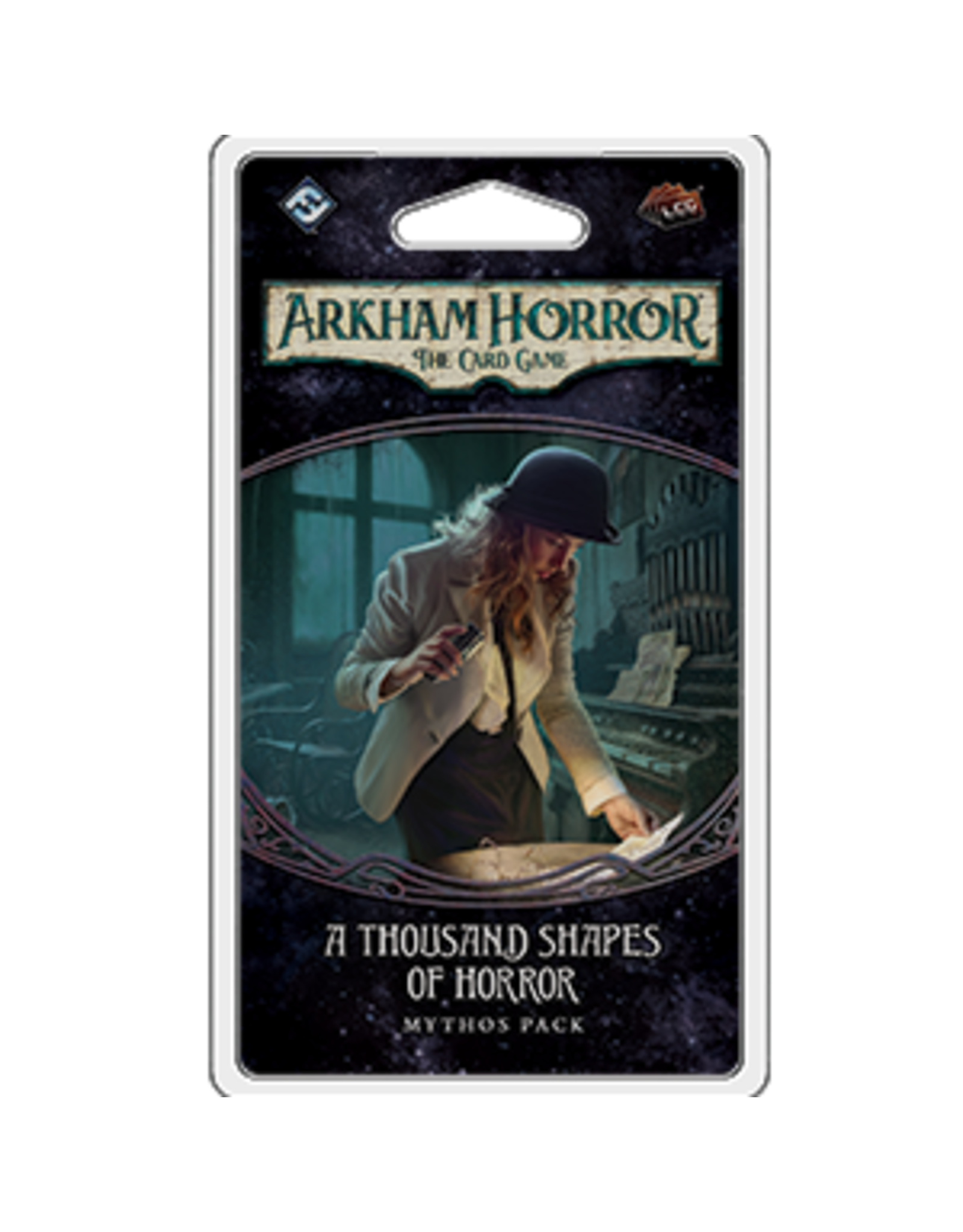 Arkham Horror LCG: A Thousand Shapes of Horror (Expansion)