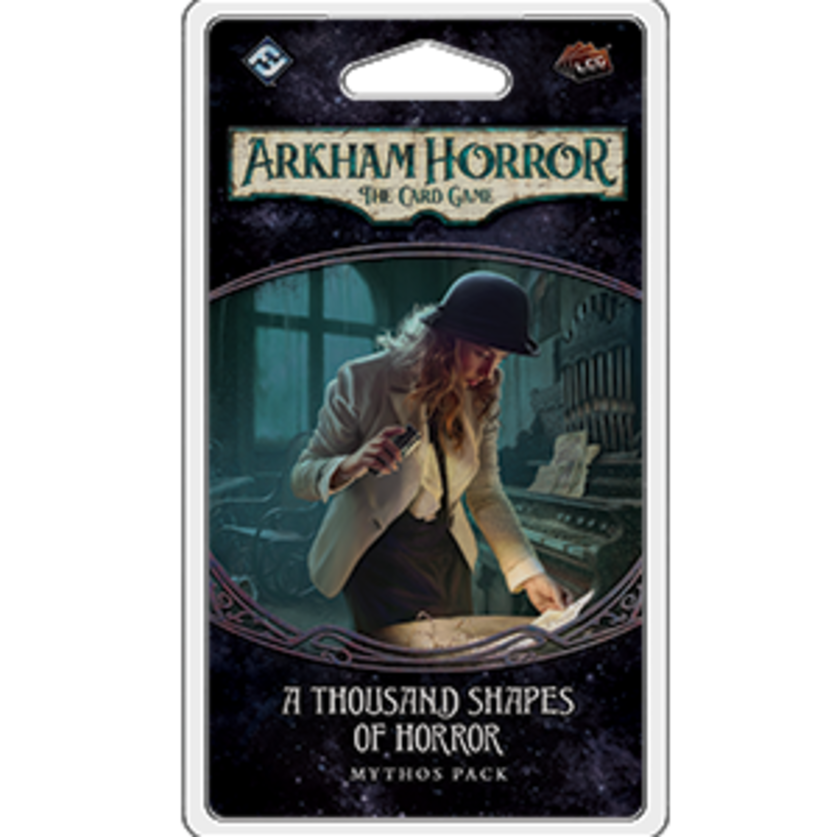 Fantasy Flight Games Arkham Horror LCG: A Thousand Shapes of Horror (Expansion)