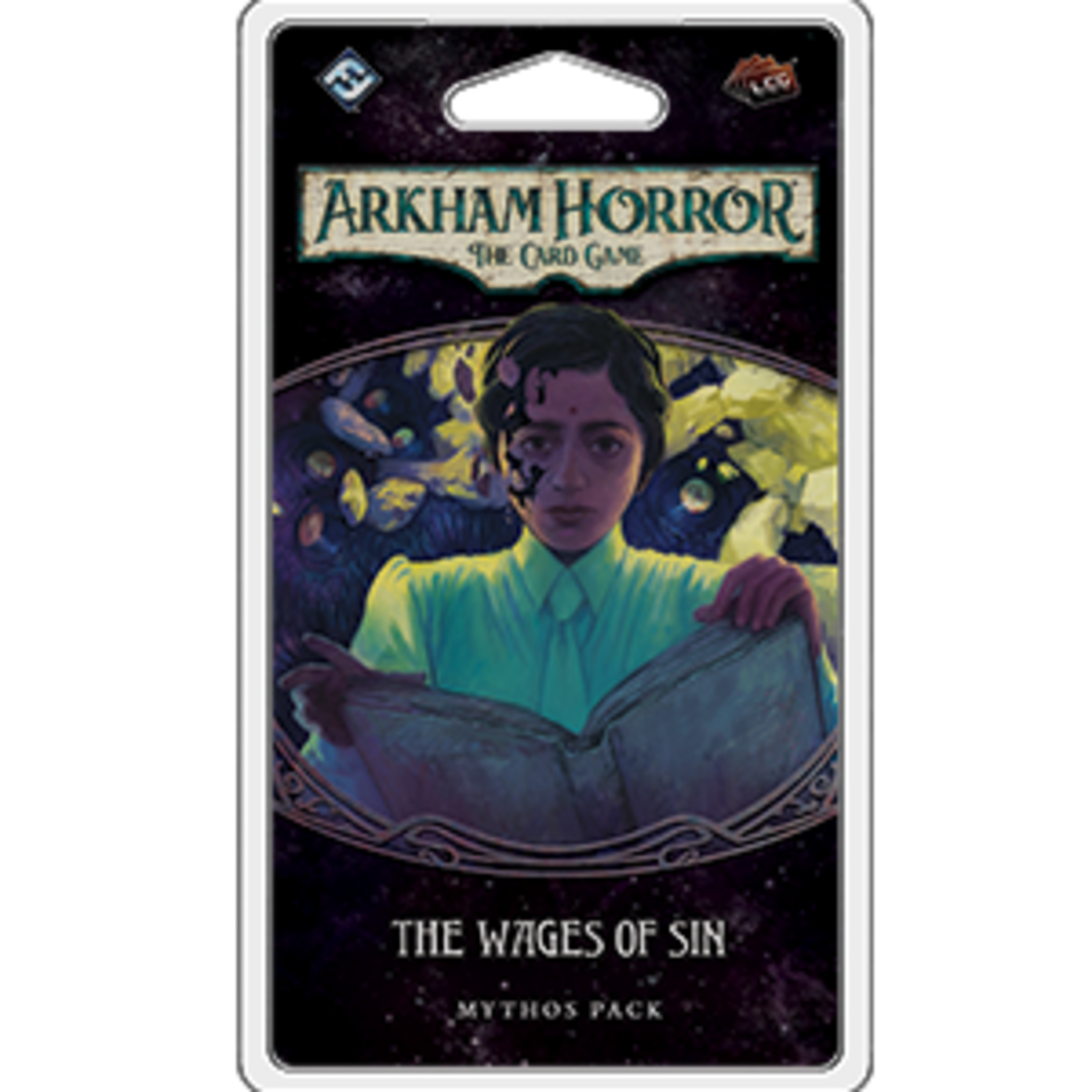 Fantasy Flight Games Arkham Horror LCG: The Wages of Sin (Expansion)