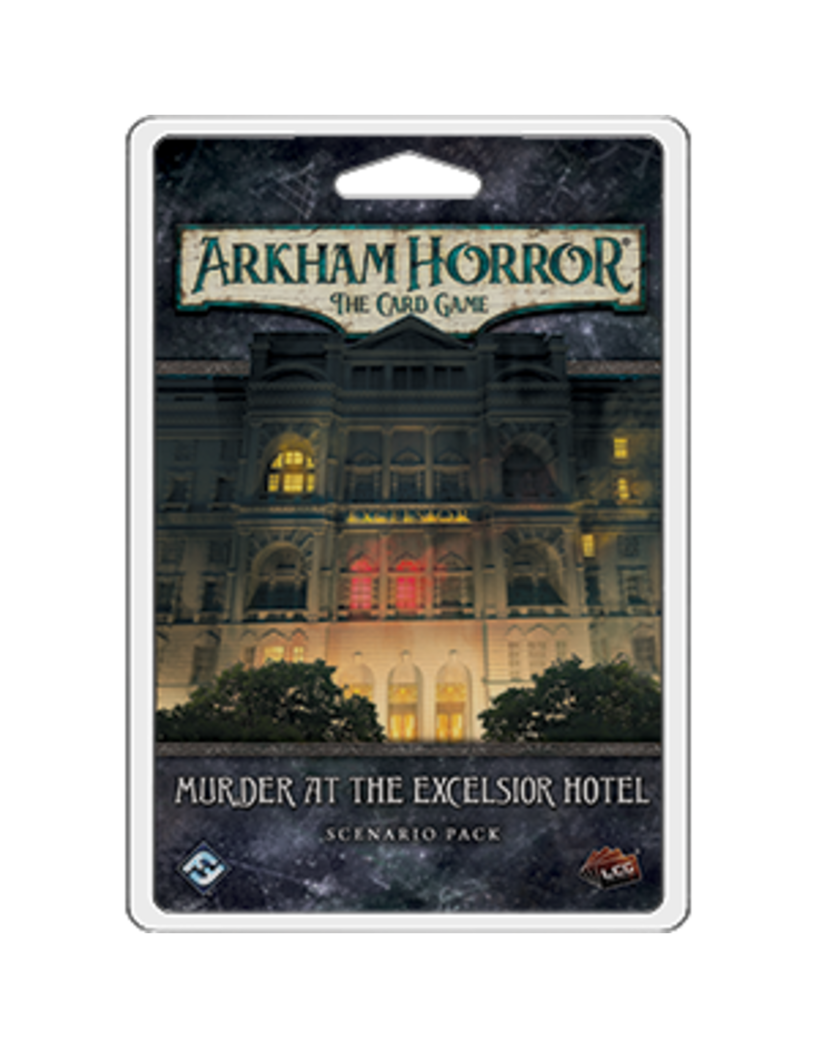 Fantasy Flight Games Arkham Horror LCG: Murder at the Excelsior Hotel (Expansion)