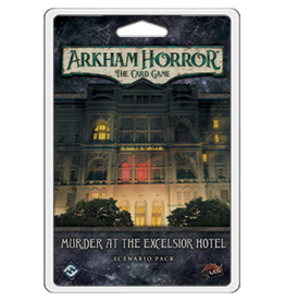 Fantasy Flight Games Arkham LCG Murder at the Excelsior Hotel
