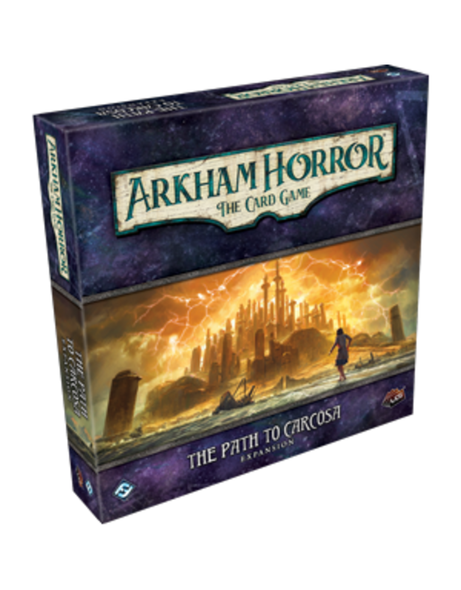 Arkham Horror LCG: Path to Carcosa (Expansion)