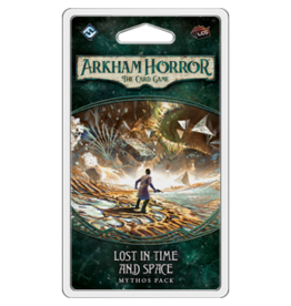 Fantasy Flight Games Arkham LCG Lost in Time and Space