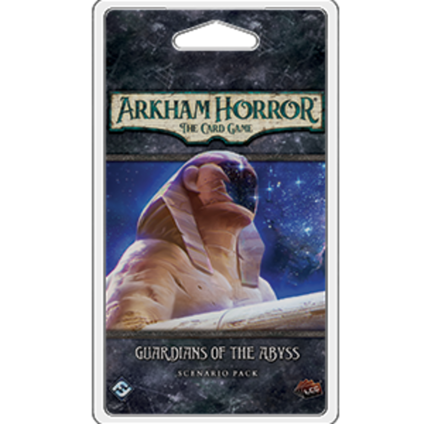 Fantasy Flight Games Arkham Horror LCG: Guardians of the Abyss (Expansion)