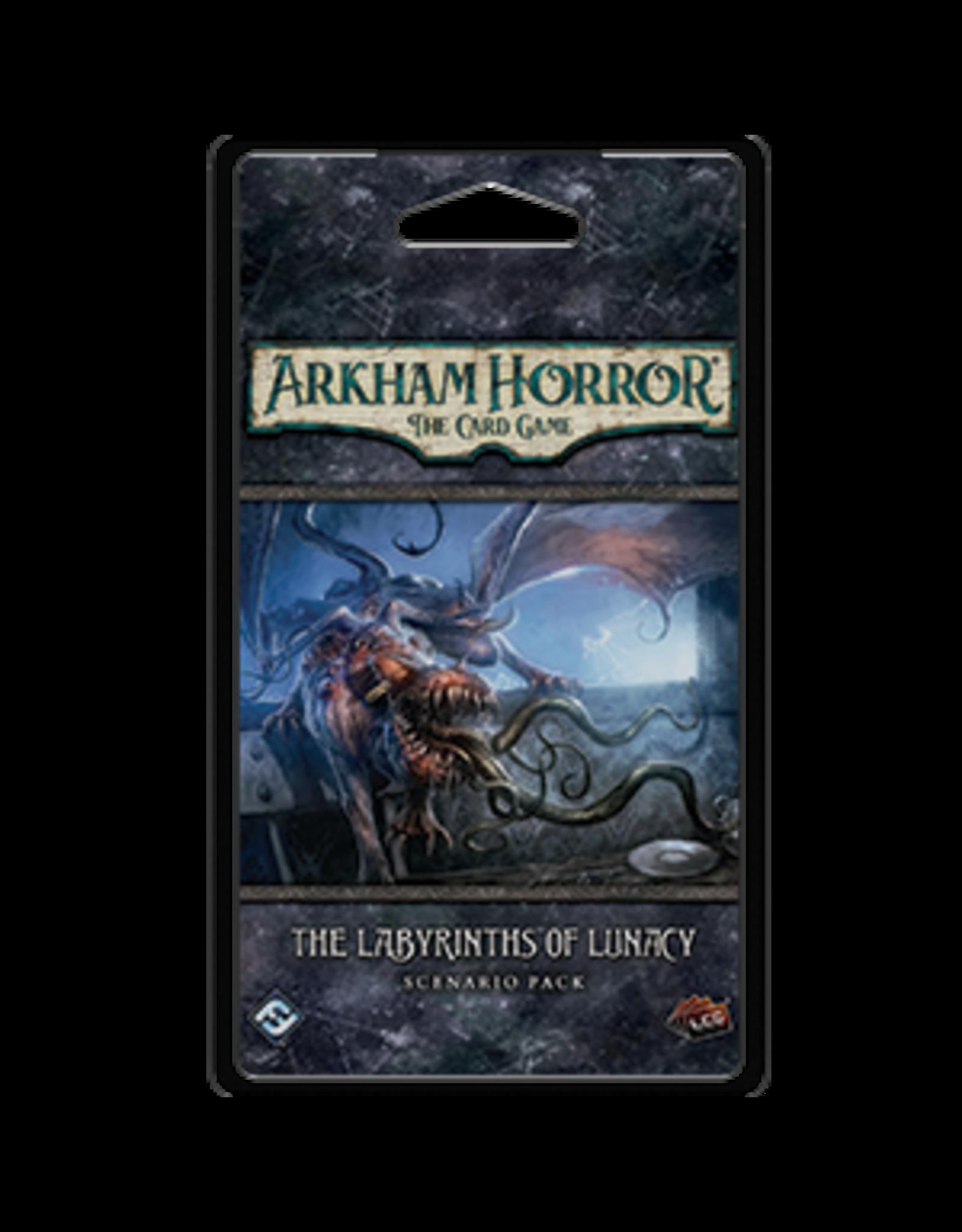 Arkham Horror LCG: Labyrinths of Lunacy (Expansion)