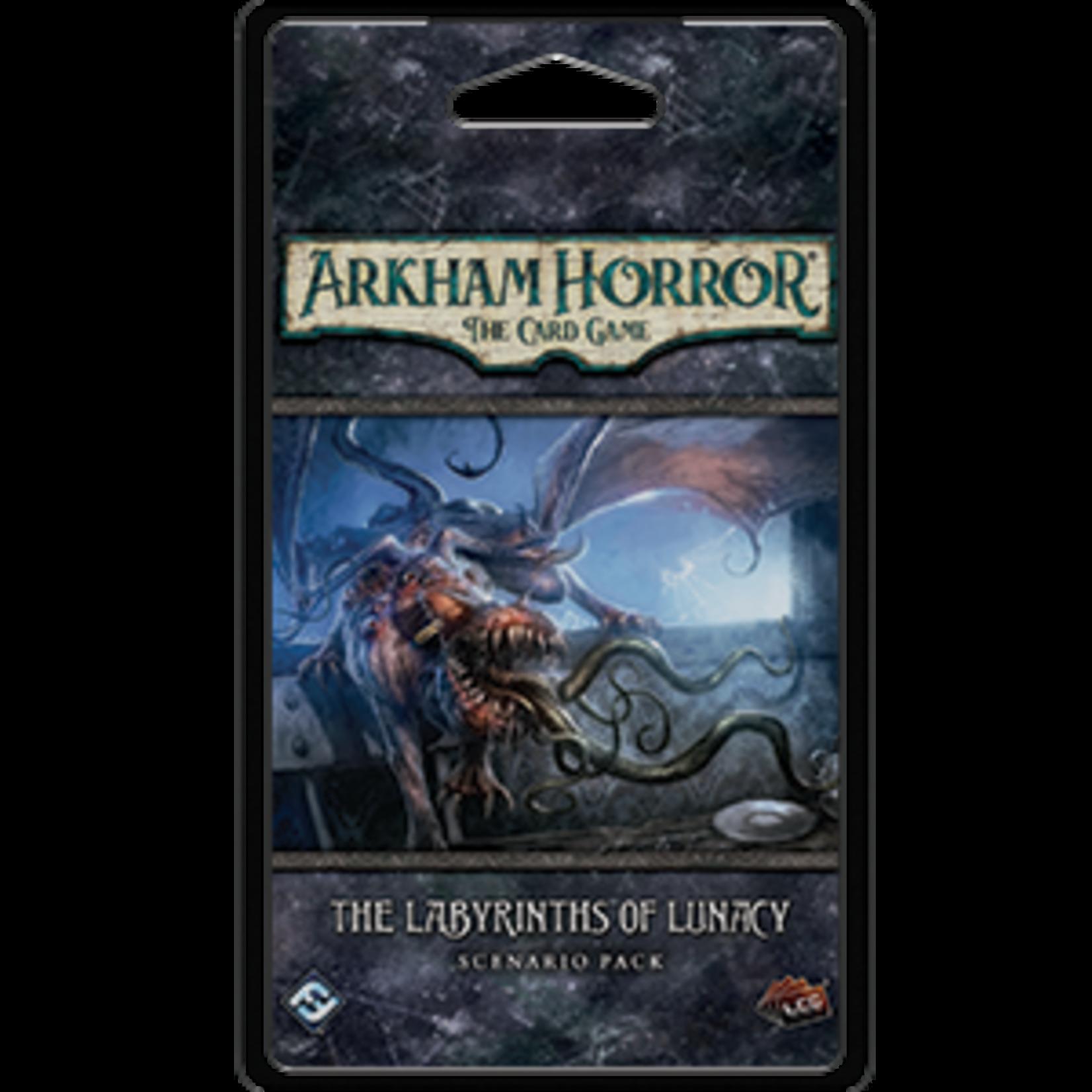 Fantasy Flight Games Arkham Horror LCG: Labyrinths of Lunacy (Expansion)