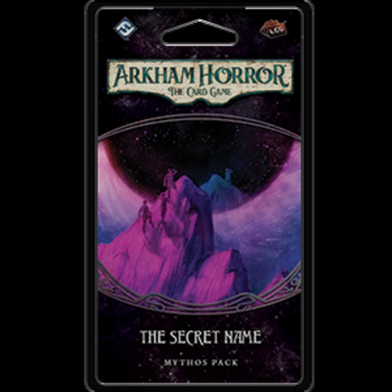 Fantasy Flight Games Arkham Horror LCG: The Secret Name (Expansion)
