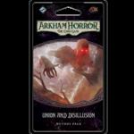 Fantasy Flight Games Arkham LCG Union and Disillusion