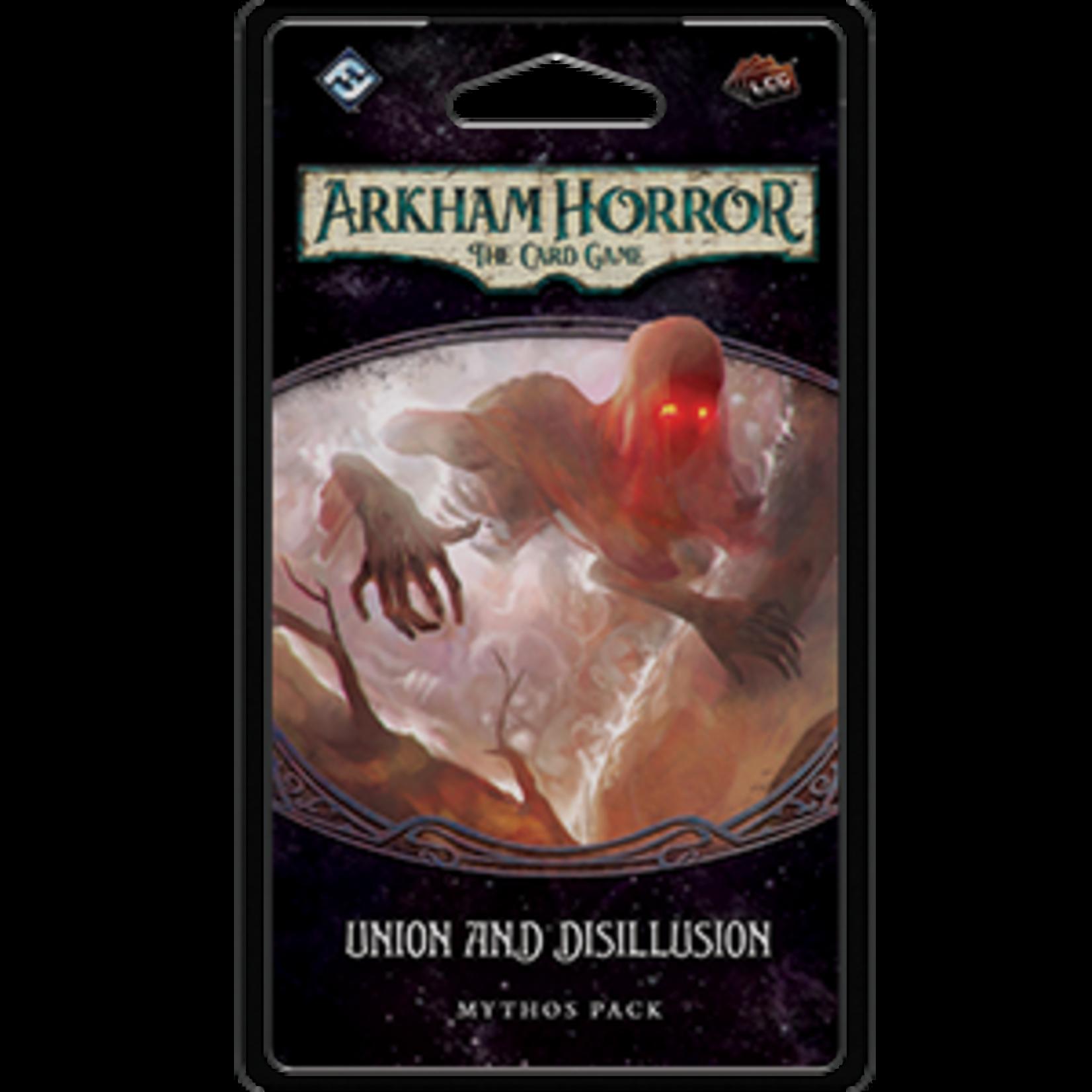 Fantasy Flight Games Arkham Horror LCG: Union and Disillusion (Expansion)