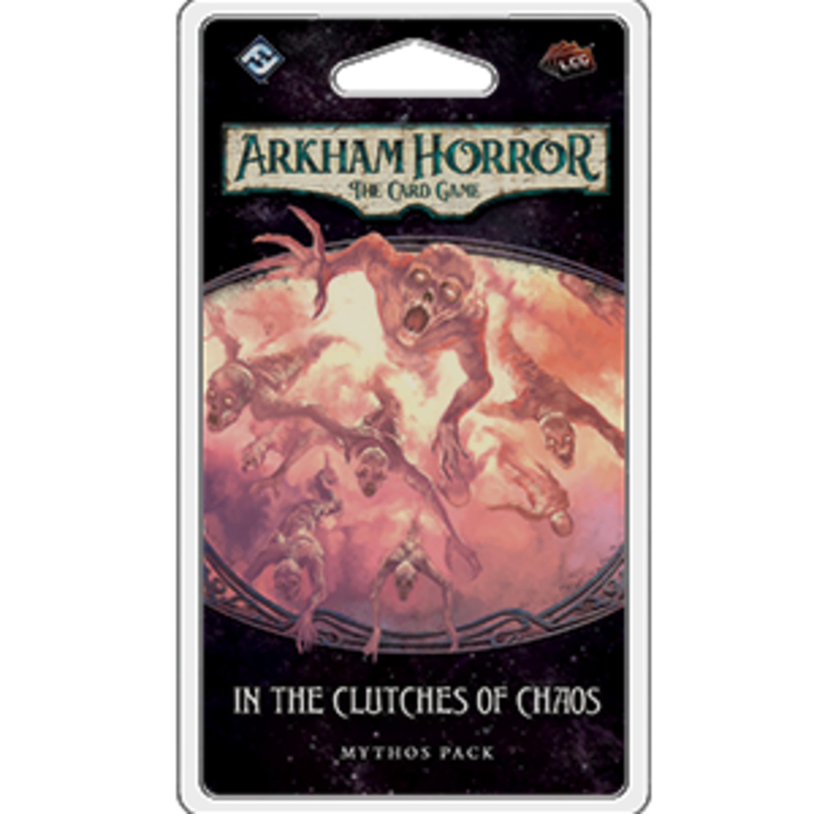 Fantasy Flight Games Arkham Horror LCG: In the Clutches of Chaos (Expansion)
