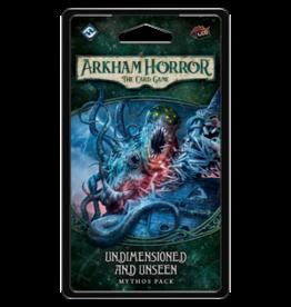 Arkham LCG Undimensioned & Unseen