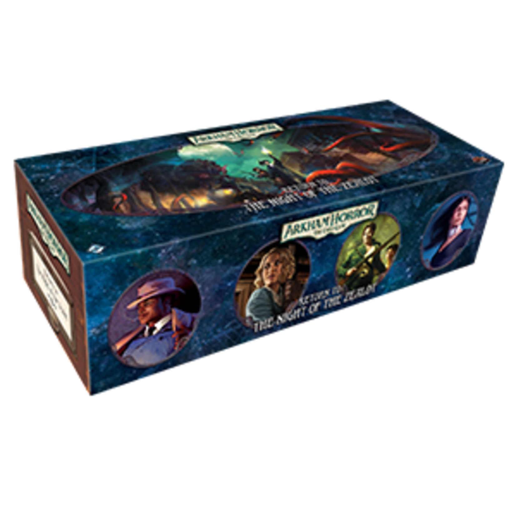 Fantasy Flight Games Arkham Horror LCG: Return to the Night of the Zealot (Expansion)