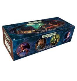 Fantasy Flight Games Arkham LCG Return to the Night of the Zealot