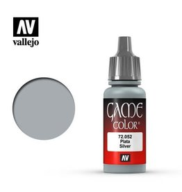 Vallejo Paint: Silver 72.052