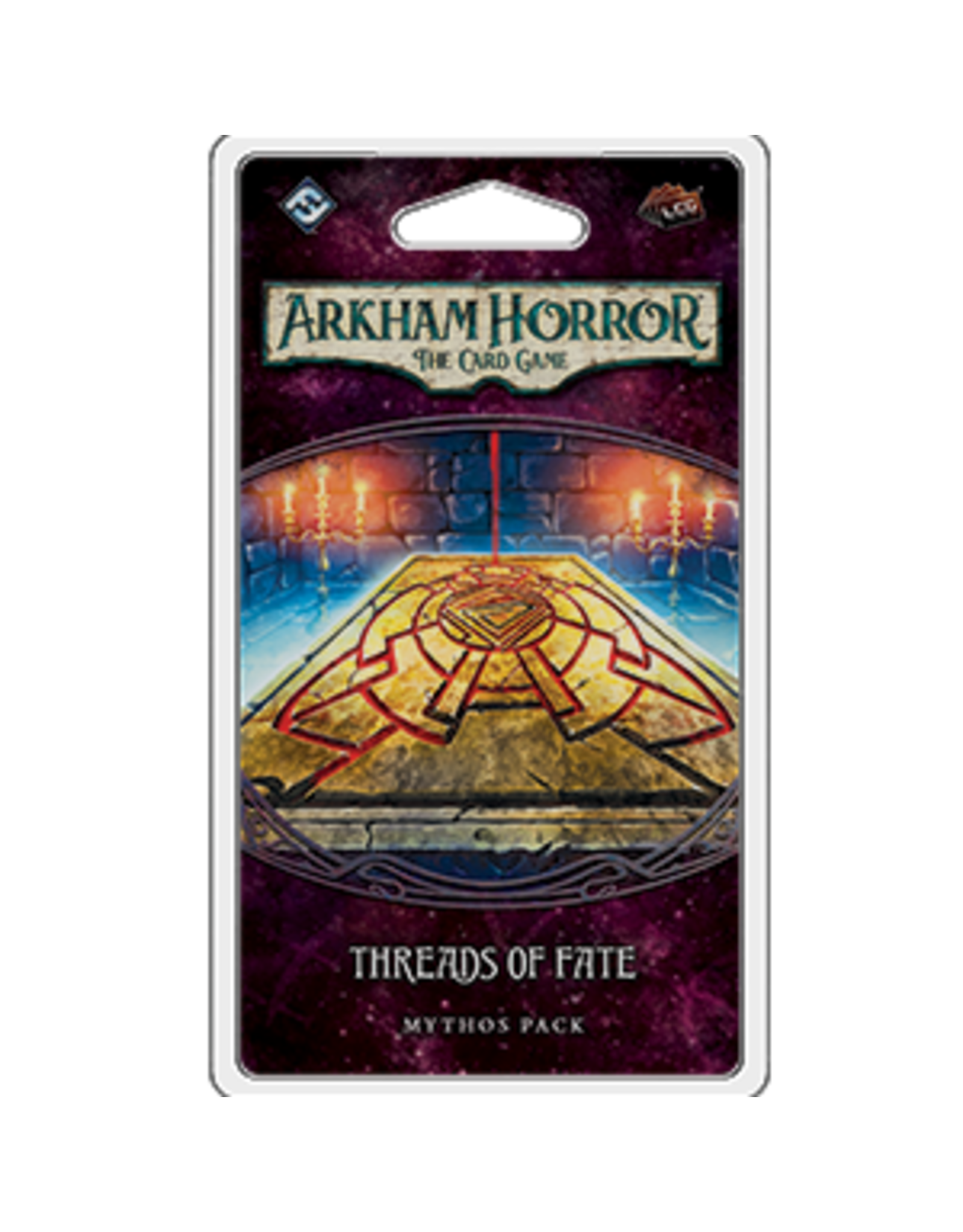 Fantasy Flight Games Arkham Horror LCG: Threads of Fate (Expansion)