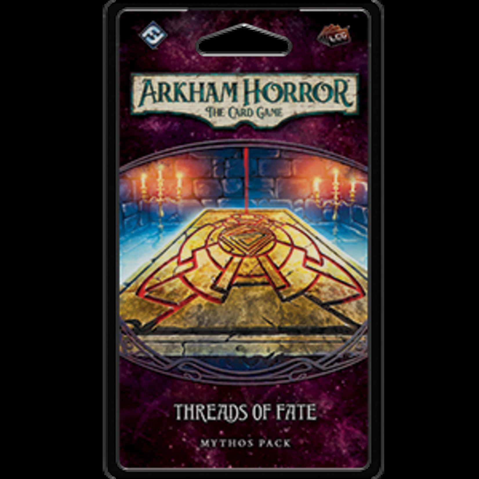 Fantasy Flight Games Arkham Horror LCG: Threads of Fate (Expansion)