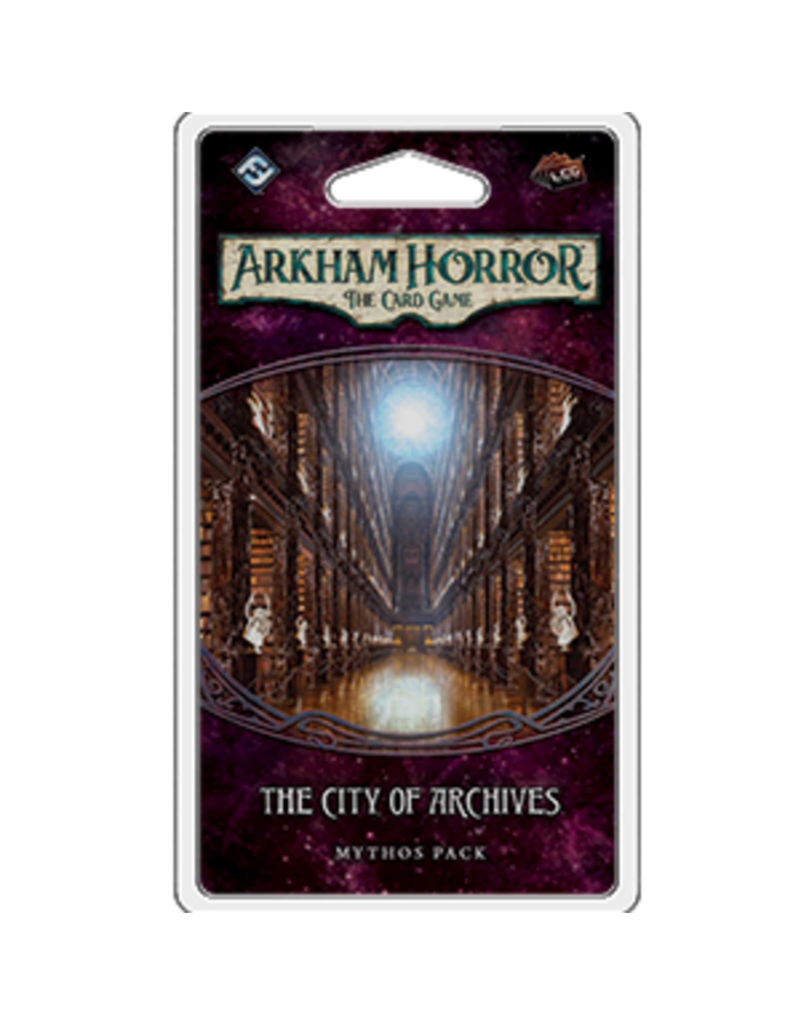 Arkham Horror LCG: City of Archives (Expansion)
