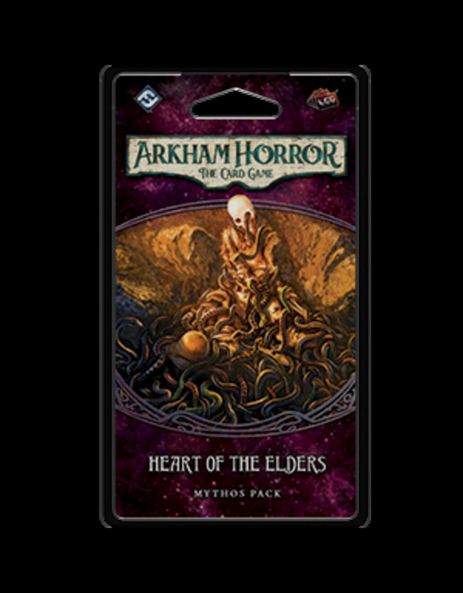 Arkham Horror LCG: Heart of the Elders (Expansion)