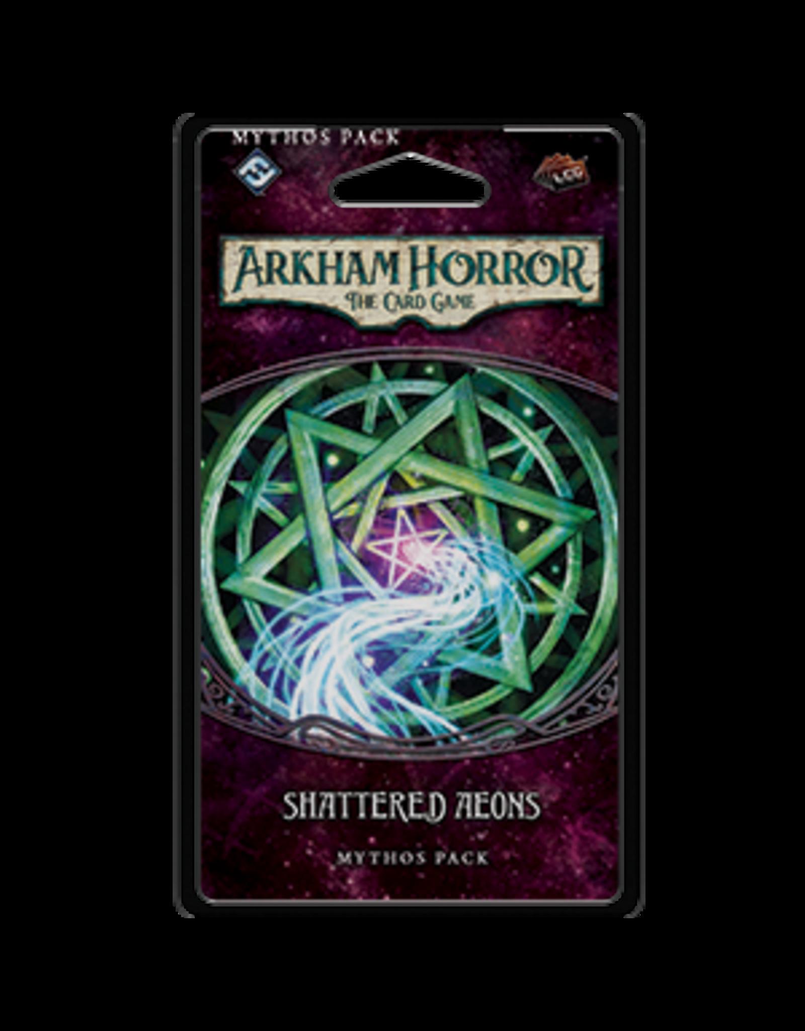 Arkham LCG Shattered Aeons (Expansion)