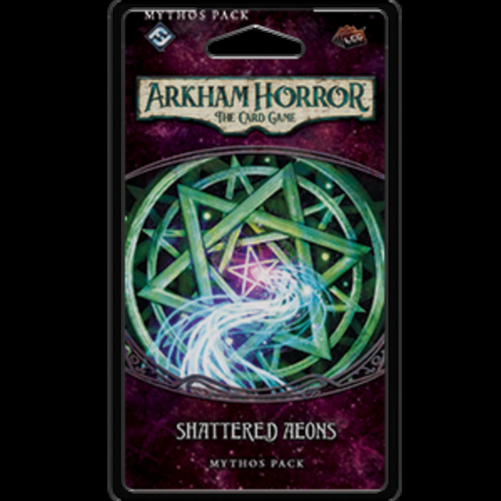 Fantasy Flight Games Arkham LCG Shattered Aeons (Expansion)