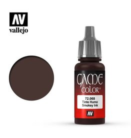 Vallejo Paint: Smokey Ink 72.068