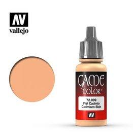 Vallejo Paint: Cadmium Skin