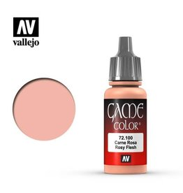 Vallejo Paint: Rosy Flesh 72.100