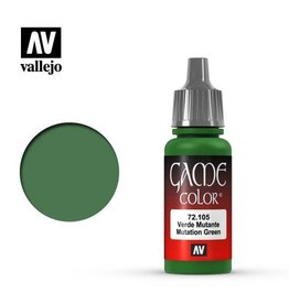 Vallejo Paint: Mutation Green 72.105