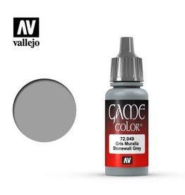 Vallejo Paint: Stonewall Grey 72.049