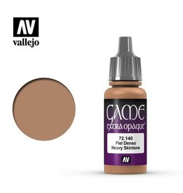 Vallejo Paint: Heavy Skintone 72.140