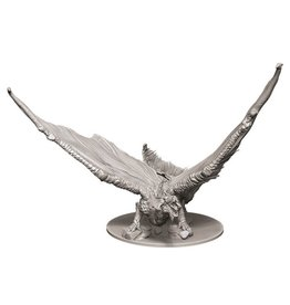 WizKids D&D Minis (unpainted): Young Brass Dragon Wave 9, 73711