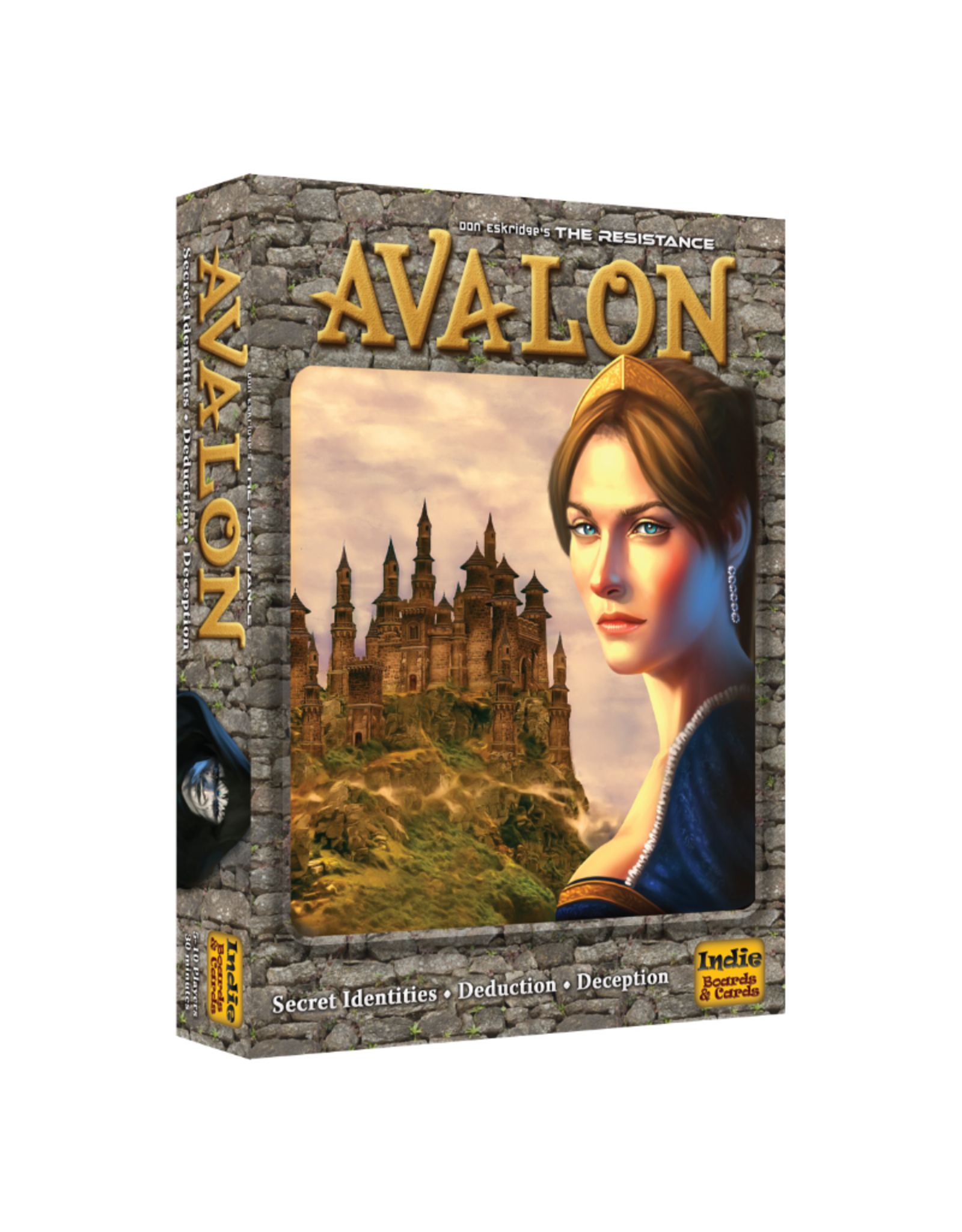 Indie Boards & Cards The Resistance: Avalon