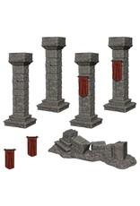 WizKids Pathfinder Minis (unpainted): Pillars & Banners Wave 11, 90046