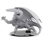 WizKids Pathfinder Minis (unpainted): Gargantuan Green Dragon 73531