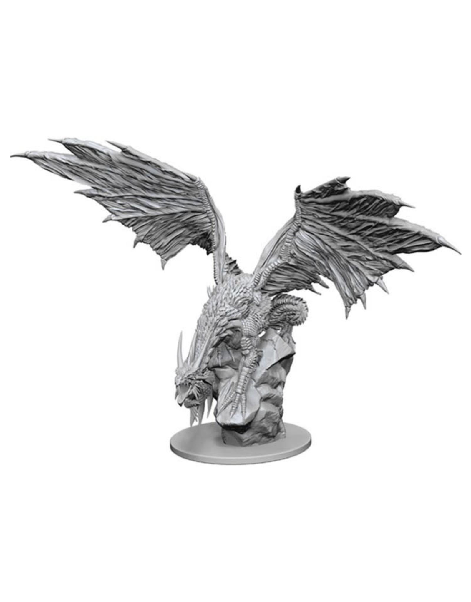 WizKids Pathfinder Minis (unpainted): Silver Dragon Wave 4, 73186