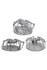 WizKids D&D Minis (upainted): Spiders Wave 1, 72558